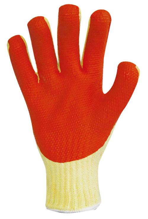 5501 ゴム張り作業手袋(3双パック×60入り=180双)